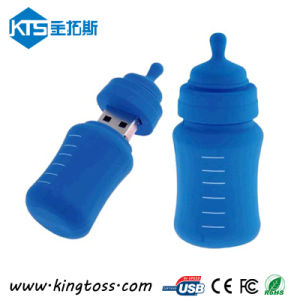 Customized Nursing Bottle Shape PVC USB Flash Drive