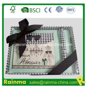 Notebook and Pen Set with Gift Box Packaging pictures & photos