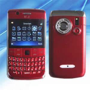 "2.4"" Three SIM Dual Camera WiFi TV Qwerty Keyboard Mobile Phone (SF-T9900)"