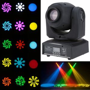 10W LED Mini Moving Head Light/ Spot Light pictures & photos