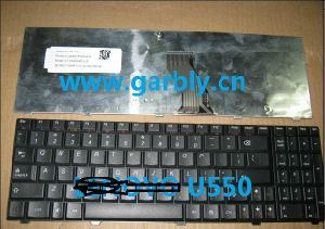 New Us Keyboard Laptop Keyboard for Lenovo U550 pictures & photos