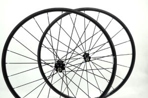700c 20mm Tubular Carbon Bicycle Wheels