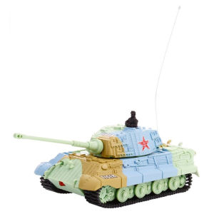 Rb-012117 1: 72 German Tiger Style RC Simulation Tank Blue pictures & photos