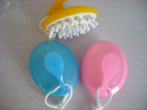 Plastic Massager Brush (M037)