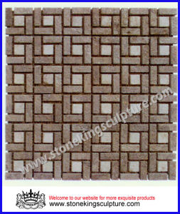 Wall Mosaic Stone / Stone Mosaic Tile (SK-3149) pictures & photos