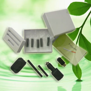 CE RoHS 3 Parts Electronic Cigarette (Sge520)