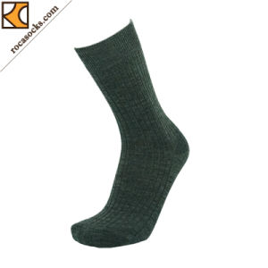 2017 Spring Cycling Crew Merino Wool Sport Socks (163003SK) pictures & photos