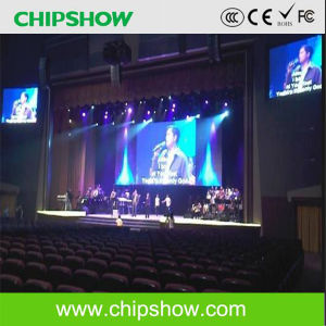 Chipshow P4 SMD2020 Indoor LED Display Screen for Stage pictures & photos
