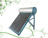 Compact Heat Pipe Solar Water Heater (NCST-P)