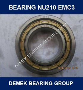 NSK Cylindrical Roller Bearing Nu210 Em/C3 pictures & photos