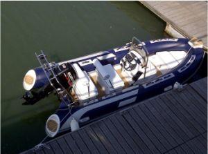 Rigid Inflatable Boat/Rib Boat/Sport Tender/Fiberglass Boat (RIB480A)