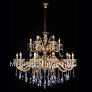 12+6 Lights Luxury Chandelier Project Pendant Lamp