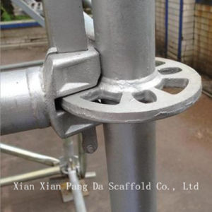 Round Ring Scaffolding/Wedge Lock Scaffold pictures & photos