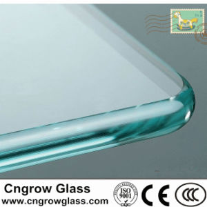 2-19mm Clear Flat Tempered Glass with ISO/SGS/En/CE