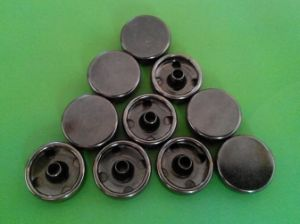 High Quality Electroplated Brass Alloy Rivet Button for Jeans, Denim and Jacket pictures & photos