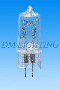 Gx6.35 230V 1000W Special High Tempereture Halogen Lamp pictures & photos