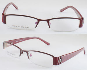 Quality Stainless Optical Frame (9215BU)