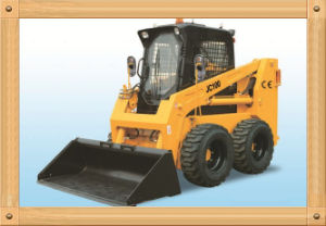 70kw Skid Steer Loader with CE pictures & photos