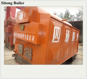 Industrial Steam Rice Husk Fired Biomass Boiler (DZL)