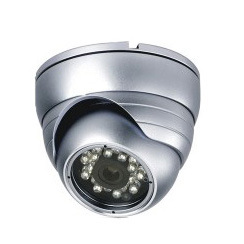 Infrared Metal Dome CCTV Camera -Night Vision (JS-415P-J) pictures & photos