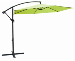 Hot Sale 10FT or 9 FT Outdoor Garden Banana Umbrella