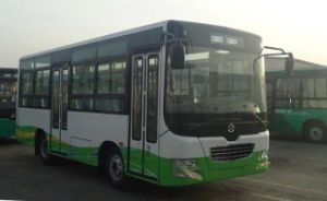 Midium City Bus Sc6733 Front-Engine pictures & photos