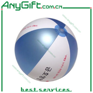 PVC Beach Ball with Customized Logo pictures & photos