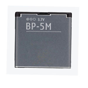 Mobile Phone Lithium Battery Bp-5m for Nokia