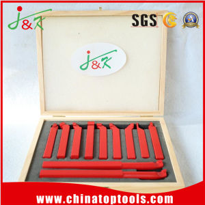 Promoting K10/ P20 /M30 DIN Carbide Tipped Turning Tool Bits pictures & photos