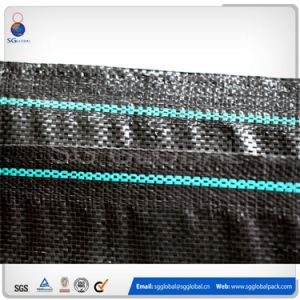70GSM Black PP Woven Flat Fabric on Sale pictures & photos