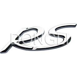 RS Chrome Emblem (DL-LOGO033)