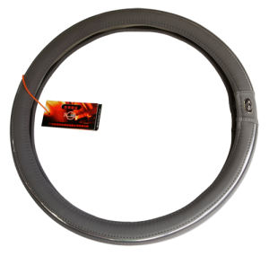 Steering Wheel Cover(Rq-1078(Gray)