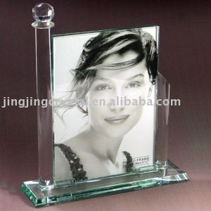 Crystal Glass Photo Frame (JD-XK-015) pictures & photos