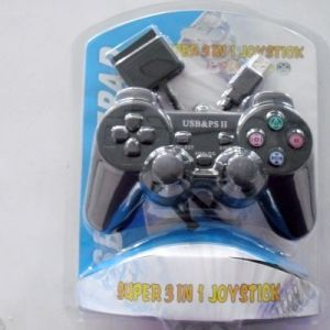 USB Gamepad for PS2