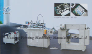 SY-320-Automatic Continuous Silk-Screen Printing Machine