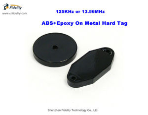 125kHz/13.56MHz RFID Anti-Metal Tag for Asset Managment