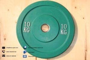 Rubber Bumper Plates Custom Plate Bumper Bumper Plates Weight Plates Olympic Weight Plates pictures & photos