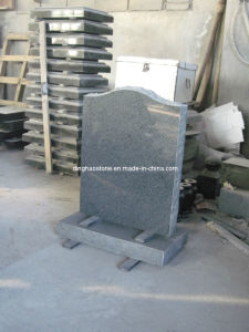 Grey Granite Monument/Headstone/Tombstone (DH-A0027)