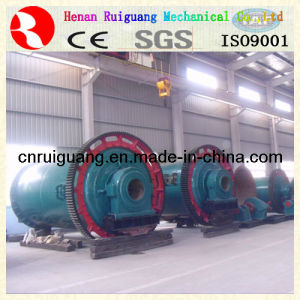 Henan Ruiguang Energy Saving Small Ball Mill (RGBM)