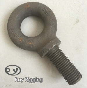 Us Type Drop Forged Self Colored Shoulder Eye Bolt pictures & photos