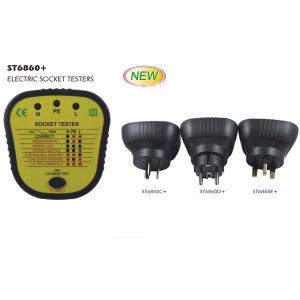 Socket Safety Tester St6860+