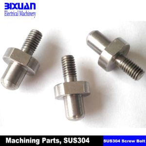 Machining Part CNC Machining Casting Screw Parts pictures & photos