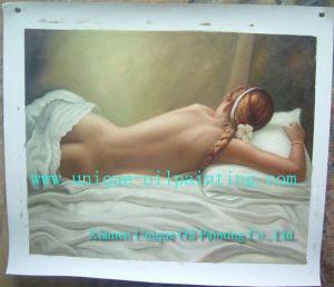 Oil Painting, Nude Oil Painting, People Oil Painting