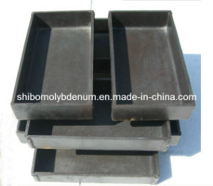 Tzm Molybdenum Welding Boats for Sintering and Annealing pictures & photos
