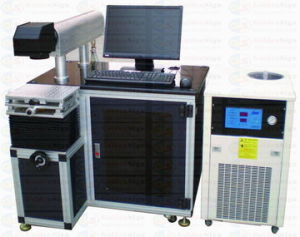 Yag High-Speed Laser Marking Machine pictures & photos