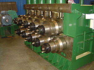 Profile Steel Flattening Machine and Mill