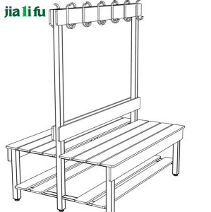 Jialifu Hot Selling Solid Color HPL Bench pictures & photos