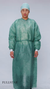 Disposable Isolation Gown for Surgical pictures & photos