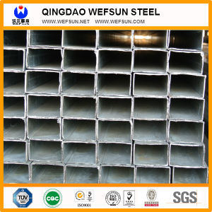 Rectangle and Square Steel Pipe pictures & photos