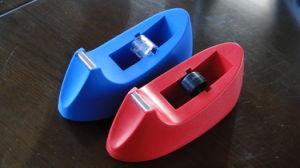 Office Tape Dispenser/Desktop Tape Dispenser/Plastic Tape Dispenser/Tape Holder pictures & photos
